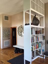 Bookshelf Room Divider Ikea