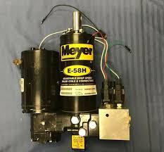 meyer snow plow e 58h pump 15995 hoses and fittings e58h for meyer snow plow pump power unit e 58 h part 15995 e58h e58