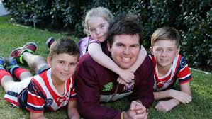 Why Father's Day is special for Sea Eagles skipper Jamie Lyon | Daily  Telegraph