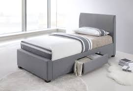 Small Single Bedroom Single Bed With Storage And Trundle Platform Beds With Storage