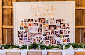 Photo Collage Head Table Backdrop