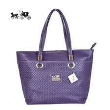 Quick View · Coach Totes Bags Knitted Logo Medium Purple Outlet Sale VIP  Shop ...