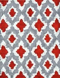 pretty red and gray bathroom rugs red and gray rugs ethnic gray and red rug