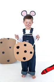 If You Give A Mouse A Cookie Book Character Costume