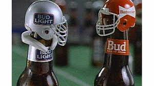 Ice Cold Bud Light Here Commercial The Bud Bowl A Definitive History Mental Floss