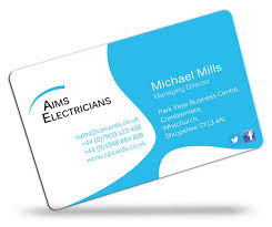 Sales Business Cards Business Card Printing For Electricians Cpcards