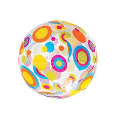 Мяч <b>надувной Intex</b> 59040NP, 51 см, в ассортименте в Москве ...