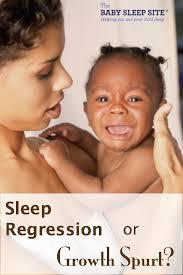 Sleep Regression Growth Spurt Or Both The Baby Sleep Site