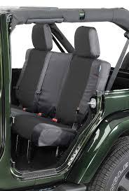 coverking rear ballistic nylon seat covers for 97 02 jeep wrangler tj previous next