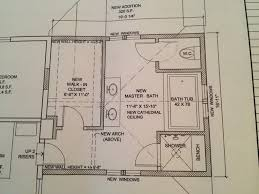 Bathroom Design Layout Small Master Bathroom Layout In The Most