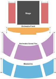 Sidney Harman Hall Tickets And Sidney Harman Hall Seating