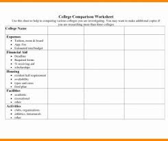 Apartment Comparison Excel Template Apartment Comparison Spreadsheet Template East Keywesthideaways Co