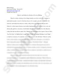 expository writing paper stout docx english perchak expository writing paper 3 stout docx english 101 perchak at rutgers university new brunswick piscataway studyblue