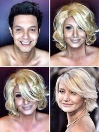 after featuring eva senin pernas amazing makeup art we heard about someone who took this art form in a totally diffe direction paolo ballesteros a