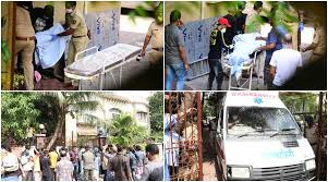 सुशांत सिंह राजपूत की मौत के बाद शव को पोस्टमार्टम के लिए मुंबई के कूपर  अस्पताल ले जाया गया, पुलिस ने शुरुआती जांच में किसी साजिश से किया ...