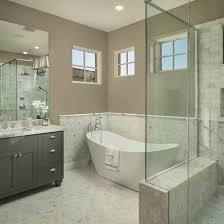 Tiled Bathroom Half Wall half wall tile bathroom tub half wall tile ideas  bathroom tub half