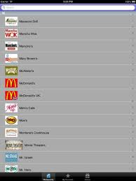 fast food nutrition calories plus calculator for weight loss and calorie watchers mobile app screenshots