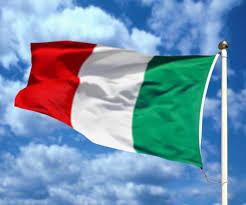 Imagini pentru steagul italiei