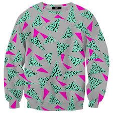 90s Pattern Shirt