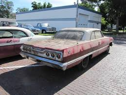Six-Three Impala with 11 Miles For Sale - Lambrecht Auciton ...