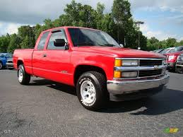 1994 Victory Red Chevrolet C/K C1500 Extended Cab #11412294 ...