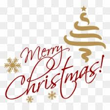 Pictures Of Merry Christmas Design Merry Christmas Png Merry Christmas Text Art Free Transparent