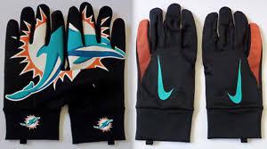 Nike Nfl Stadium Gloves Size Chart Details About Nike Nfl Stadium Fan Gloves Miami Dolphins Mens Large Black Turbo Green