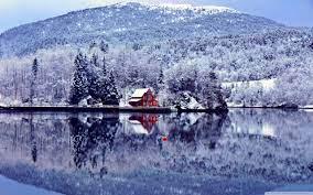 Vermont Winter Desktop Wallpapers - Top ...