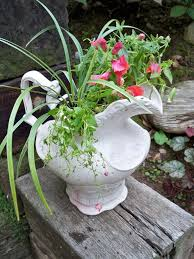 Cool Flower Pots Container Garden Ideas Container Herb Garden Container Garden Ideas Photos