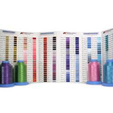 Robison Anton Polyester Embroidery Thread Chart Choosing The Right High Quality Embroidery Thread