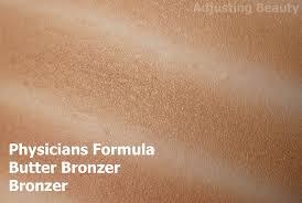 Butter Bronzer Light Bronzer Vs Bronzer Review Physicians Formula Butter Bronzer Bronzer