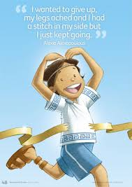 Springboard Stories Alexia Inspirational Quote