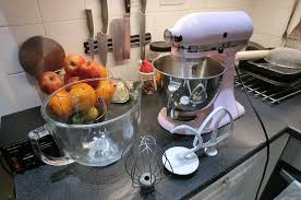 kitchenaid ksm150ps artisan 5 qt stand mixer light pink great value barely used