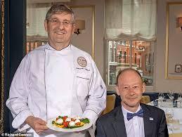 Dr David Unwin Food Charts Chef Giancarlo Caldesi And Dr David Unwin Show You How To