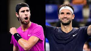 1991 births, olympic tennis players of bulgaria and. Match Of The Day Karen Khachanov Vs Grigor Dimitrov Vienna Tennis Com Live Scores News Player Rankings