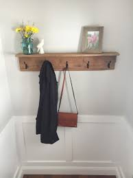 Old Coat Rack How to Build a Farmhouse Coat Rack out of 100 Year Old Barn Wood 56