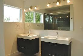 cool bathroom lighting. Cool Bathroom Sconce Lighting Black Vanity Light Lights Contemporary