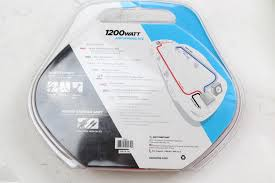 scosche kpa6 1200 watt 6 gauge wiring kit