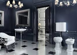 beautiful traditional bathrooms. Beautiful Traditional Ideas Small Bathrooms With White Sliding Wonderful Interior Style For Bathroom Exciting Black Wall