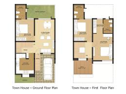 image of 600 sq ft duplex house plans with car parking