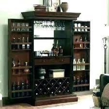 wine cabinet bar wine storage cabinet