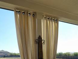Drop Cloth Curtains Tutorial Drop Cloth Curtain Tutorial For The Screened In Patio Unskinny Boppy