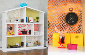 homemade barbie furniture ideas. View In Gallery DIY Young House Love Dollhouse Homemade Barbie Furniture Ideas M