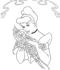 Disney Princess Coloring Pages Free Printables