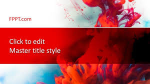 Red Ppt Free Red Background Powerpoint Template Free Powerpoint