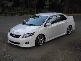 2008 Toyota Corolla related infomation,specifications - WeiLi ...