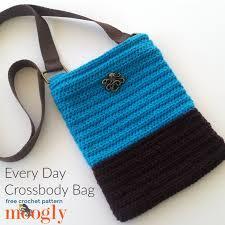 Crochet Cross Body Bag Pattern