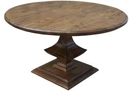 Round Kitchen Table Plans Rustic Dining Room Table Plans Round Reclaimed Wood Dining Table