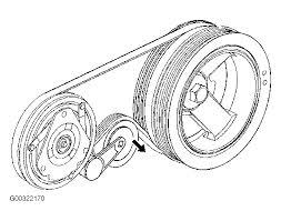 03 Buick Park Avenue Belt Diagram