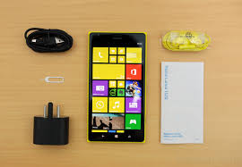 Nokia Lumia 1520 Unboxing and First ...
